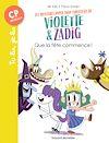 Télécharger le livre :  Les aventures hyper trop fabuleuses de Violette et Zadig, Tome 02