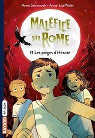 Téléchargez le livre :  Maléfice sur Rome, Tome 06