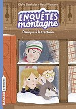 Download this eBook Panique à la trattoria