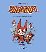 Téléchargez le livre :  NE Grand album de SamSam T2