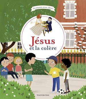 Téléchargez le livre :  Jésus et la colère