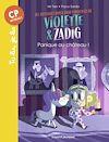 Télécharger le livre :  Les aventures hyper trop fabuleuses de Violette et Zadig, Tome 03