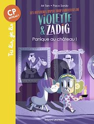 Téléchargez le livre :  Les aventures hyper trop fabuleuses de Violette et Zadig, Tome 03