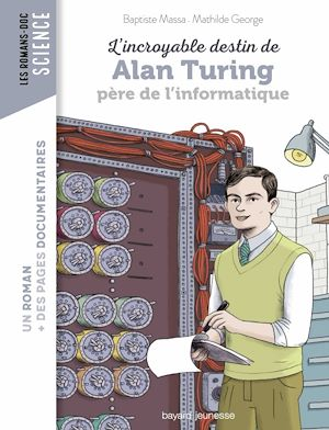 Téléchargez le livre :  L'incroyable destin d'Alan Turing, père de l'informatique