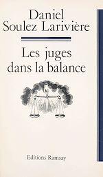 Téléchargez le livre :  Les juges dans la balance