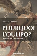 Download this eBook Pourquoi l'Oulipo ?