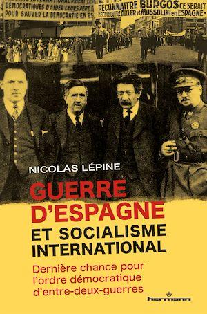 Téléchargez le livre :  Guerre d'Espagne et socialisme international