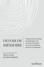 Download this eBook Devoir de mémoire