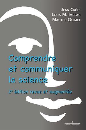 Téléchargez le livre :  Comprendre et communiquer la science