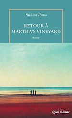 Téléchargez le livre :  Retour à Martha's vineyard