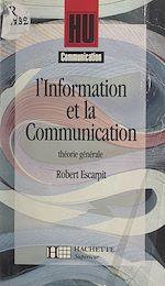 Download this eBook L'information et la communication