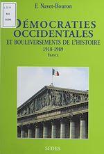 Download this eBook Démocraties occidentales et bouleversements de l'histoire : France