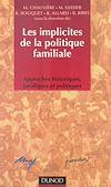 Télécharger le livre :  Les implicites de la politique familiale