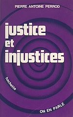 Download this eBook Justice et injustices