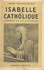 Download this eBook Isabelle la Catholique