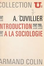 Download this eBook Introduction à la sociologie