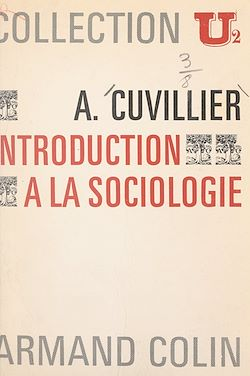Download the eBook: Introduction à la sociologie