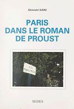 Download this eBook Paris dans le roman de Proust