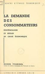 Download this eBook La demande des consommateurs