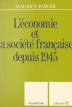 Download this eBook L'économie et la société française depuis 1945