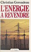 Télécharger le livre :  L'énergie à revendre