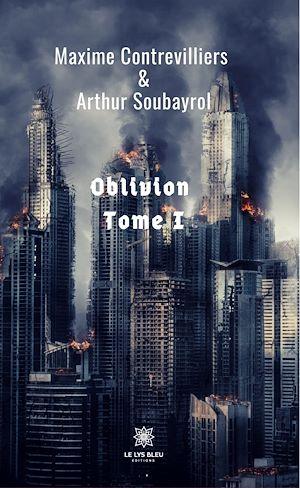 Téléchargez le livre :  Oblivion - Tome I