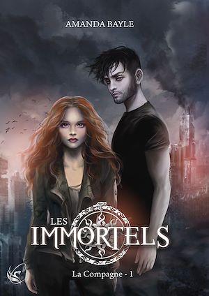 Téléchargez le livre :  Les Immortels - Tome 1 : La Compagne