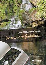 De source en fontaines…