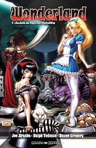 Téléchargez le livre :  Wonderland - Volume 2 : Au-delà du Pays des Merveilles