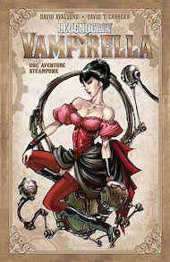 Téléchargez le livre :  Legenderry Vampirella