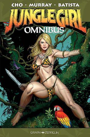 Téléchargez le livre :  Jungle Girl Omnibus