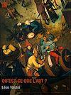 Télécharger le livre :  Qu'est-ce que l'art ?