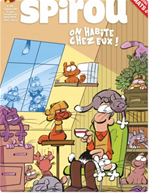 Télécharger cet ebook : Le journal de SPIROU - Tome 4091 - n° 4091