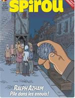 Télécharger cet ebook : Journal Spirou - Tome 4124 - N°4124