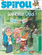 Télécharger le livre :  Journal Spirou - Tome 4135 - N°4135