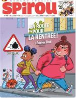 Télécharger le livre :  Journal Spirou - Tome 4142 - N°4142