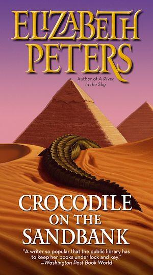 Téléchargez le livre :  Crocodile on the Sandbank