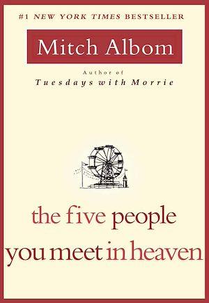 Téléchargez le livre :  The Five People You Meet in Heaven