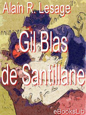 Téléchargez le livre :  Gil Blas de Santillane