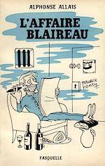 Télécharger le livre :  L'affaire Blaireau