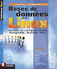 Télécharger le livre : Bases de données sous Linux