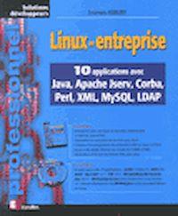 Télécharger le livre : Linux en entreprise