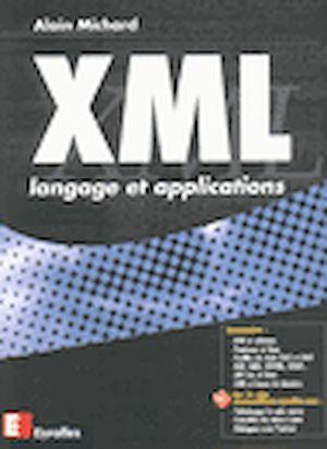 Téléchargez le livre :  XML - langage et applications