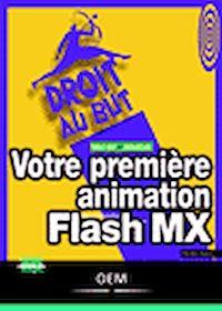 Télécharger le livre : Votre première animation Flash MX