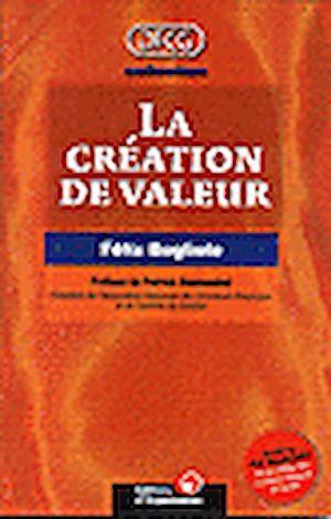 Téléchargez le livre :  La création de valeur
