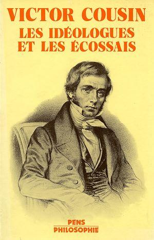 Téléchargez le livre :  Victor Cousin - Les idéologues et les Écossais