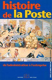 Télécharger le livre : Histoire de la poste