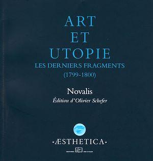 Téléchargez le livre :  Art et utopie