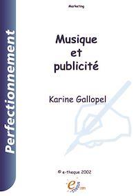 Télécharger le livre : Musique et Publicité