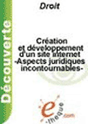 Téléchargez le livre :  Création et développement d'un site internet